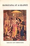 img - for Ramayana at a Glance by Sadguru Sant Keshavadas (2001) Paperback book / textbook / text book