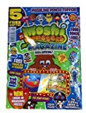 MOSHI MONSTERS MAGAZINE MOSHI MONSTERS MAGAZINE ~ ISSUE 27 ~ 5 FREE GIFTS ~ MOSHLING PENCIL TOPPER / STICKERS & MORE
