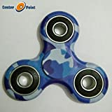 CenterPoint Fidget Spinner Toy For Kids & Adults. A Stress Reliever Toys & Anxiety Relief Toys Reduces ADHD & ADD Anxiety And Boredom. A Bad Habit Killer (Camouflage)