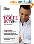Cracking the TOEFL iBT with CD, 2012...