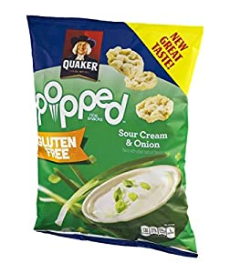 Quaker Popped Rice Cakes Flavors