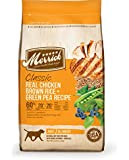 Merrick Classic Real Chicken, Brown Rice and Green Pea Dog Food, 30-Pound