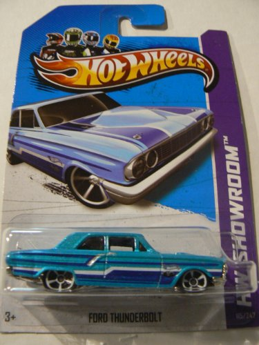 Hot Wheels Hw Showroom Ford Thunderbolt 115/247 - 1