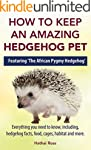 Hedgehogs: How to Keep an Amazing Hed...