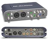 M-AUDIO プリアンプ搭載USBオーディオインターフェース Fast Track Pro MFTP