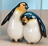 Unison Gifts YXC-928 5 In. Cuddling Baby Penguins