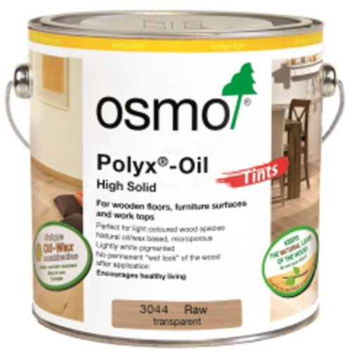 Osmo 3044 750ml Polyx Oil Natural Transparent - Raw