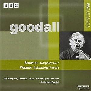 Bruckner: Symphony No. 7; Wagner: Meistersinger Prelude