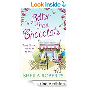 Better Than Chocolate (Life in Icicle Falls - Book 1)