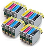 Epson Stylus DX4400 x16 Compatible Printer Ink Cartridges