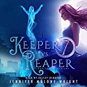 Keeper vs. Reaper: Graveyard Guardians, Book 1 | Jennifer Malone Wright