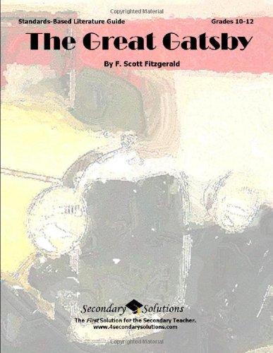 Gatsby common core essay