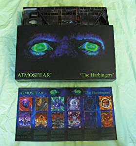 Atmosphere The Harbinger Video Board Game Amazon Co Uk