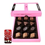 Chocholik - Lovely Delicious Chocolates With 3d Mobile Cover For IPhone 6 - Gifts For Diwali