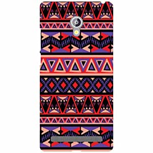 Asus Zenfone 6 A601CG Back Cover - Peace Designer Cases