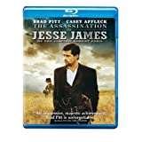 The Assassination of Jesse James by the Coward Robert Ford [Blu-ray] ~ Brad Pitt