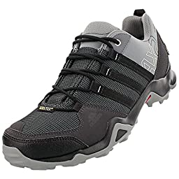 Adidas AX 2 GTX Shoe - Men\'s Vista Grey / Black / Shadow Black 10.5