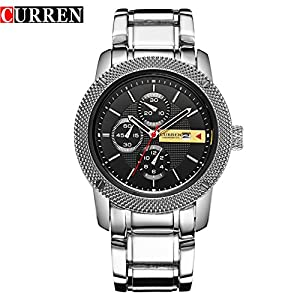 CURREN Fashion New Men's Quartz Date Wrist Watch 8069G