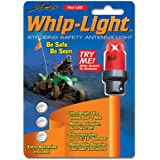 Street FX 1044314 Red ATV Antenna Whip Light