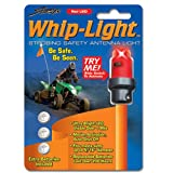Street FX 1044314 Red ATV Antenna Whip Light