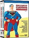 200 Family Cartoons Collection 1 (4 Discos) [DVD]<br>$419.00