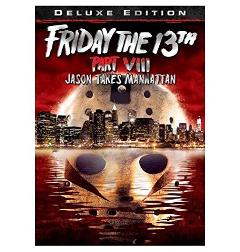 NEW Friday The 13Th Part VIII: Jason T, Studio Specials, Halloween Party Item (Friday The 13th Jason Teen Costume)