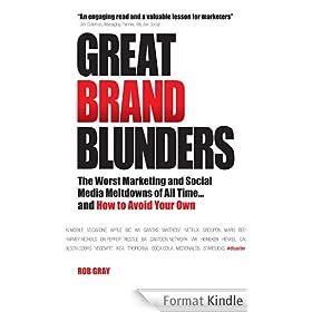 Great Brand Blunders
