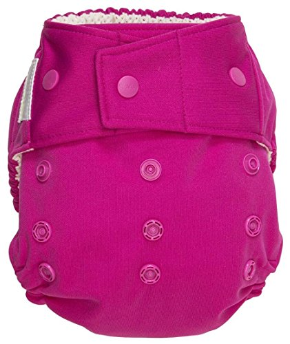 GroVia Hybrid Cloth Diaper- Snap - Lotus - One Size - Snap