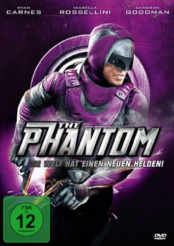 The Phantom - Die Welt hat einen neuen Helden [2 DVDs]