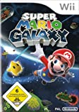 Wii Game Super Mario Galaxy