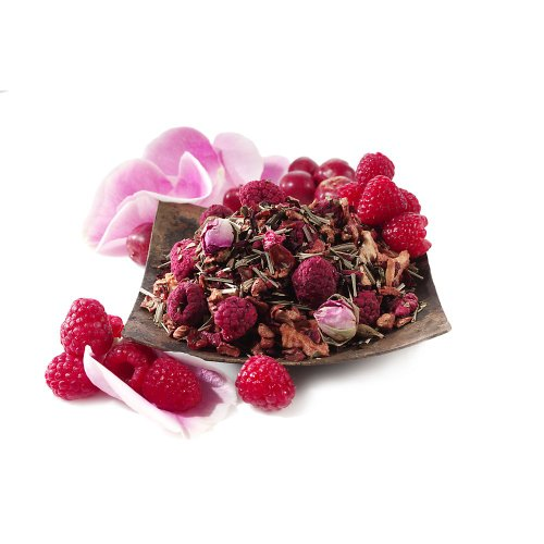 Teavana Raspberry Riot Lemon Mate Loose-Leaf Tea, 2Oz