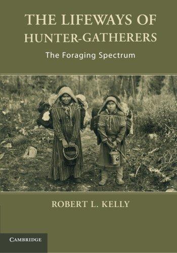 The Lifeways of Hunter-Gatherers Paperback