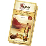 Asbach Brandy Filled Chocolate Beans with Inner Sugar Crust Gift Box, 8.8 Ounce