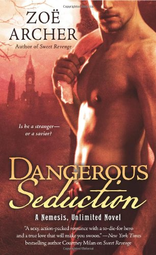Image of Dangerous Seduction: A Nemesis Unlimited Novel
