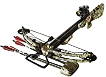 PSE Foxfire Crossbow Red Dot Scope Package, 150-Pound, Mossy Oak Treestand Camo