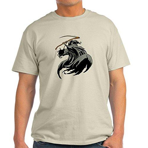 Royal Lion Light T-Shirt Grim Reaper - Natural, Medium