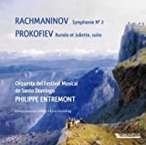 Symphony No.2/Romeo And Juliet Suite (Orquesta De Festival M Rachmaninov/Prokofiev