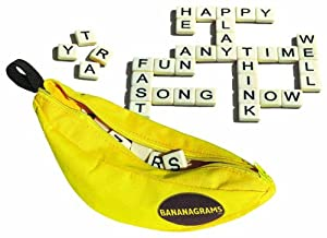 Bananagrams Game from Winning Moves