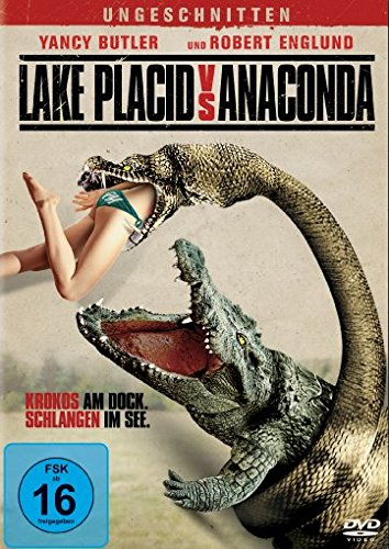 Lake Placid vs. Anaconda (Ungeschnitten)