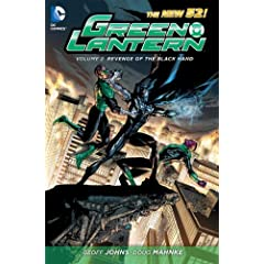 Green Lantern, Vol. 2: Revenge of the Black Hand (The New 52) by Geoff Johns,&#32;Doug Mahnke and Christian Alamy