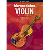 Abracadabra Violin (Pupil's Book): The Way to Learn Through Songs and Tunes (Abracadabra Strings)by Peter Davey