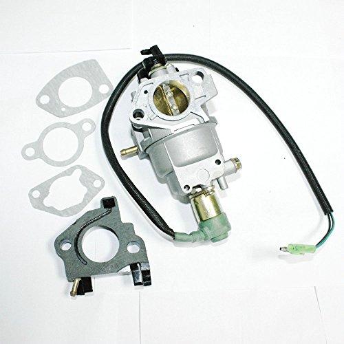 Carburetor Carb With Insulator And Gasket For 13Hp 14Hp 188F 190F Gx340 Gx390 5000 W - 8000 W 5Kw - 8Kw Gasoline Generator Carburetor Huayi Brand