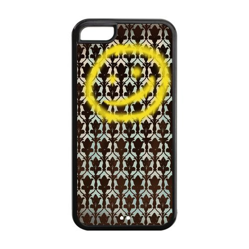 Sherlock Silicone Case for Iphone 5c At&t Sprint Verizon Retail Packaging