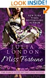 Miss Fortune (The Fancy Lives of the Lear Sisters Book 3)