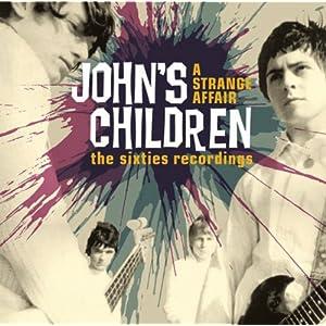 Strange Affair:Sixties Anthology