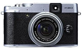 FUJIFILM デジタルカメラ X20S 光学4倍 シルバー F FX-X20S
