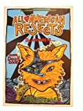 All American Rejects Poster Handbill Fillmore The