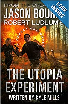 Download Robert Ludlum's (TM) The Utopia Experiment (A Covert-One novel) ebook