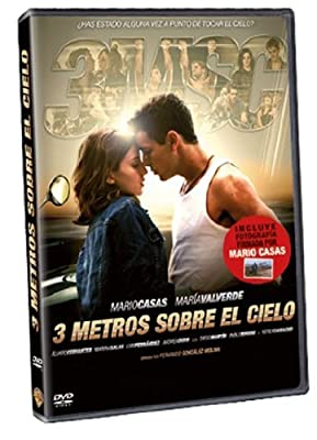 Tres Metros Sobre El Cielo - 3 Meters Above the Sky 3 MCS Nstc USA Compatible
