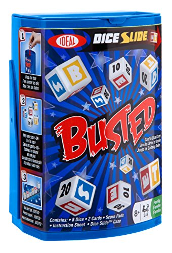 Ideal Busted Dice Game
